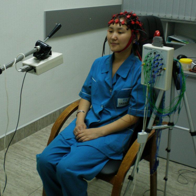 Электроэнцефалограмма (Ээг) фото